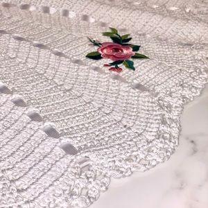 Crochet dress for little girls 12-24 months
